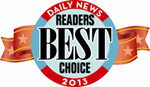 Daily News Readers Choice Best Web Designer